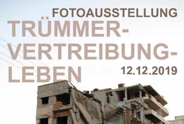 Fotoausstellung und Vortrag am 12.12. 2019